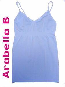 Womens-Vest-Top-Apricot-White-Peach-Red-Blue-Black-BRAND-NEW-FREE-P-amp-P