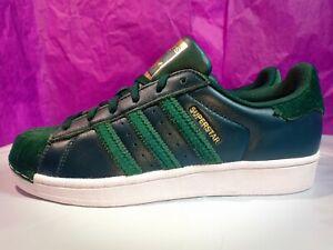 Adidas Superstar W Collegiate Green