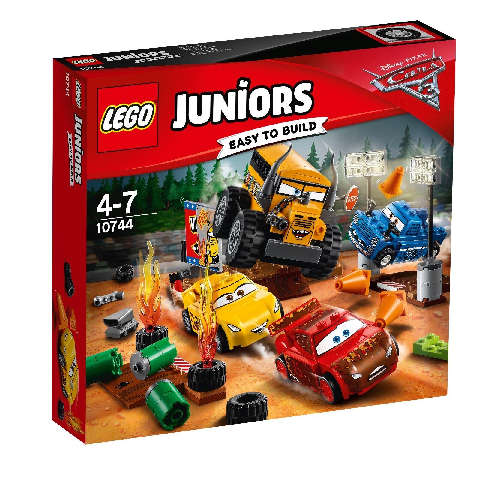 LEGO® Juniors 10744 Crazy 8 Rennen in Thunder Hollow NEU OVP_ NEW MISB NRFB