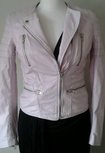 Jacket Quilted Lavender Uk Leather 8 Muubaa Biker Tagus tq1R8wvxX