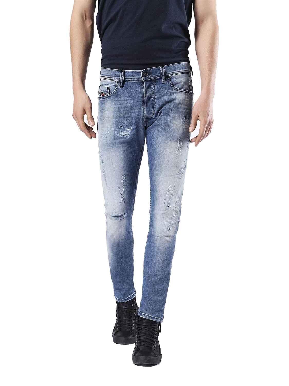 Diesel Tepphar 0854Z Jeans Pantaloni men Slim Careda