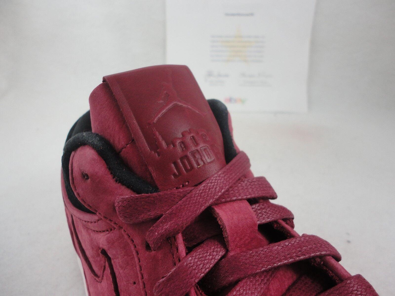 Nike Air Jordan 1 baja Nouveau, equipo rojo / gimnasio por Rojo, 2018, venta al por gimnasio menor de 120, tamaño 9,5 8f7446