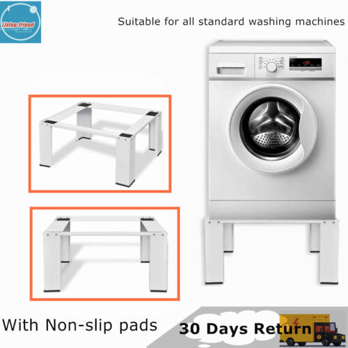 Washing Machine Pedestal Laundry Pedestal Dryer Stand Raiser UniversalNon-slip