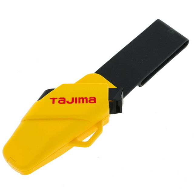Spezial Gürteltasche für 18mm Cuttermesser Safety Holster Tajima Sicherheits