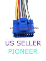 Pioneer Video Wire Harness Avh-p4900dvd Avh-p5700dvd Avh-p5000dvd/5100dvd/pio16v