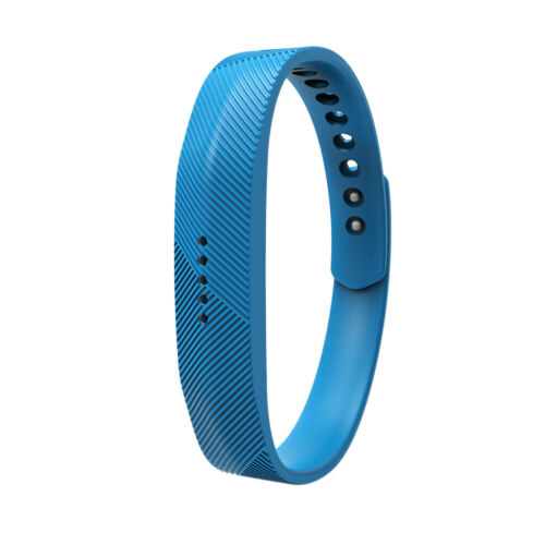 Silikon Ersatz Band Armband Uhrenarmband Für Fitbit Flex 2 Fitness Tracker
