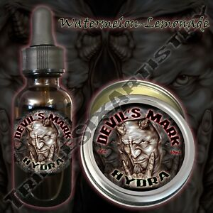 Devil-039-s-Mark-Hydra-Beard-Balm-Beard-Oil-Triple-Six-Artistry-Watermelon-Lemonade