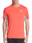 Psycho Bunny par Robert Godley Performance T-shirt rouge coquelicot Homme Taille S NEUF