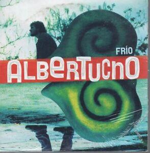 Albertucho-Frio-CD-single-Promo-en-carpeta-de-carton