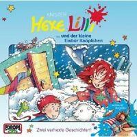 """HEXE LILLI """"HEXE LILLI UND DER KLEINE EISBÄR KNÖPFCHEN"""" CD NEU"""