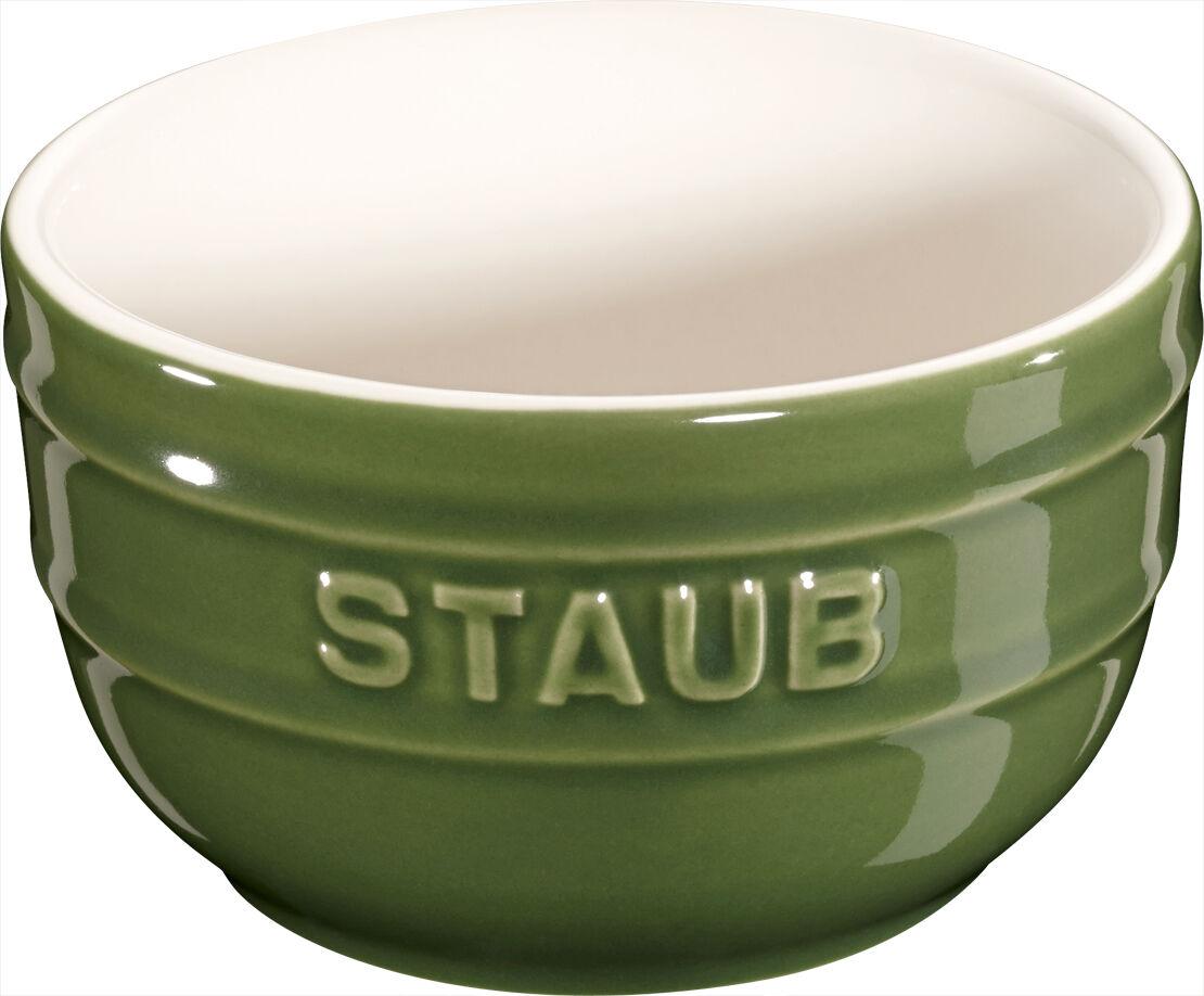 Staub Keramik 6 er Set Förmchen Dipschale Dessertschale Dessertschale Dessertschale Schale Souflee-Form | Für Ihre Wahl  9a83e4