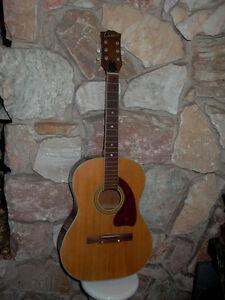 Cameo Vintage Acoustic Guitar Ebay