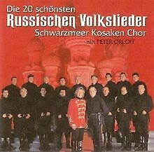 Die 20 Schönsten Russischen Vo von Orloff,Peter & Schwarzm... | CD | Zustand gut