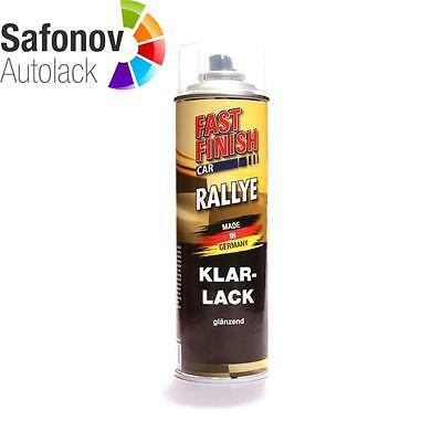 FAST FINISH CAR RALLYE 1K KLARLACK glänzend 500 ml 292859