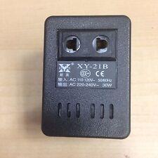 Wildest transformer XY -21B  110v to 220v   30w Voltage Converter