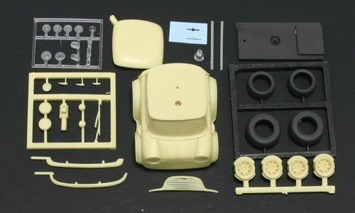 FINEWORK ChGold Q Größe Morris MINI Cooper 1275S Racer HG Resin Kit