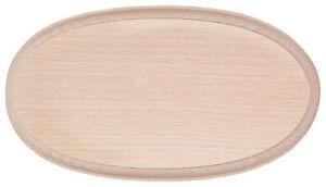 Tuerschild-Schild-Namensschild-Spruechebrett-oval-18-cm-aus-Buchenholz
