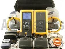 Fluke Dsp 4100 Cat6 Dsp4100 Fta420 Mm Fiber Dsp Fta420
