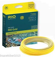 RIO Gold Fly Line WF-5F  **SHIPS WORLDWIDE**