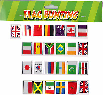 10 Metres Italy Flag World Cup Banner Bunting