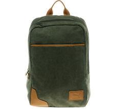 item 7 Puma Grade Bag Logo Olive Cotton PU Zip Backpack Rucksack 2 Strap  071924 03 CC5 -Puma Grade Bag Logo Olive Cotton PU Zip Backpack Rucksack 2  Strap ... 3f3a2b09dd858