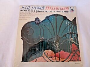 JULIE-LONDON-1965-Jazz-Feeling-Good-Vinyl-LP-on-LIBERTY-LRP-3416-NM-VINYL