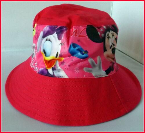 Children/'s Cotton Bucket Hat Mickey and Friends