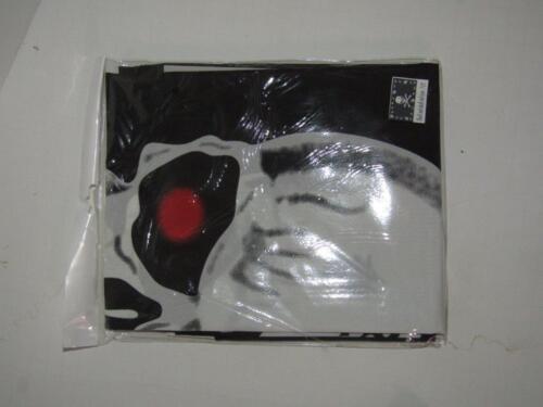 3x5 Jolly Roger Pirate Red Eyes Skull Bordered Border Flag 3/'x5/' Brass Grommets