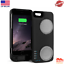 thumbnail 1 - PERI Duo for case for iPhone 6/6s with the 2900 mAh battery - Black