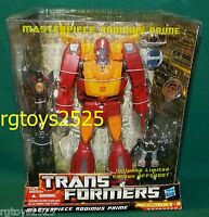 Transformers Masterpiece Rodimus Prime Toysrus Exclusive Tru Factory Sealed
