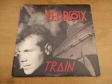 "RED BOX - TRAIN  Vinyl 12"" 45RPM UK 1990 Electronic Pop EASTWEST - YZ531T"