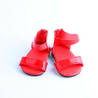 2017 Handmade fashion Sandals shoes for 18inch American girl doll party b554