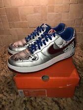 3bea6c7ee1c item 2 Mens Nike Air Force 1 premium - Collection Royale LeBron James size  12.5 silver -Mens Nike Air Force 1 premium - Collection Royale LeBron James  size ...