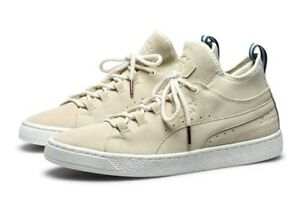 Pack Classic Sz 110 Bianco Mens 50th Whisper Mid Suede Nuovo Puma Sean 5 Big 10 X pxYwRB8