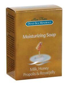 Mon-Platin-DSM-Dead-Sea-Minerals-Milk-amp-Honey-Moisturizing-Soap-120gr