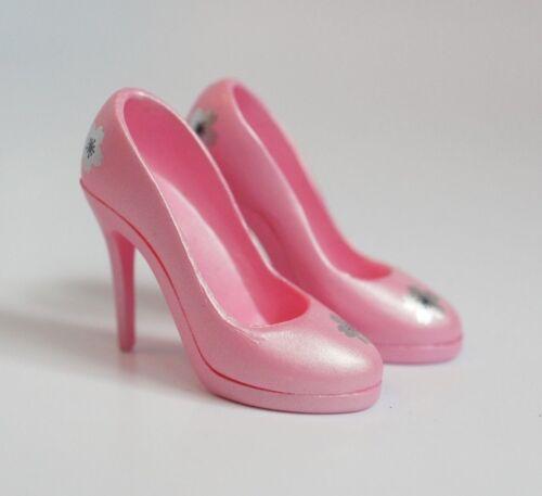 1/6 Phicen TBLeague Shi Ana Ishikawa Kimono Pink High Heel Shoes Heels Stiletto