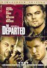 Departed 0012569736740 With Matt Damon DVD Region 1