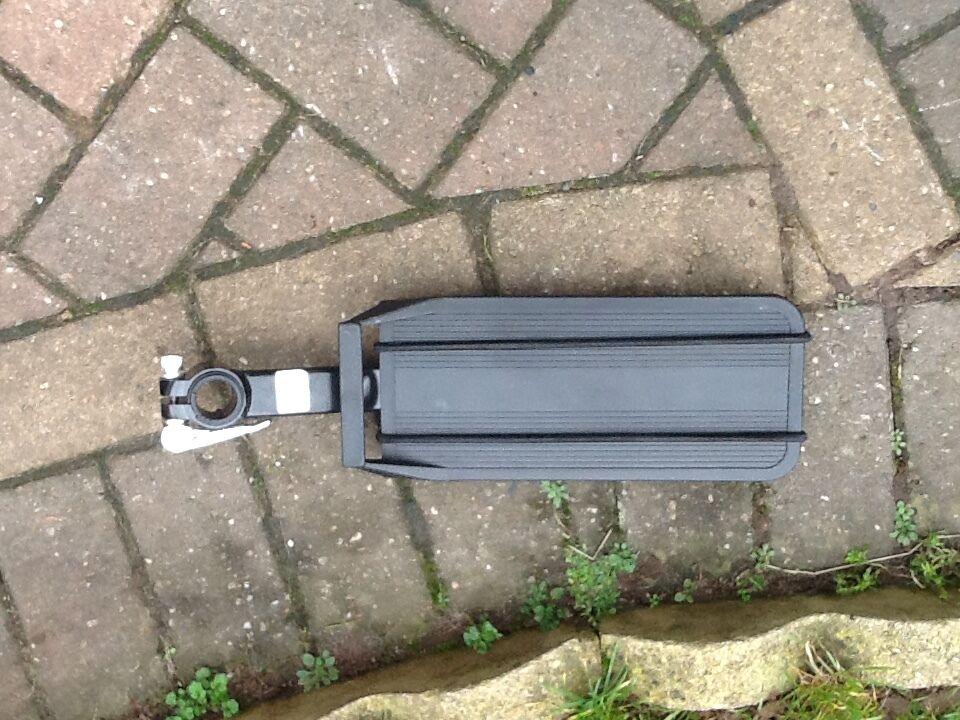 Nouveau porte-charge Vélo Arrière Sac porte-charge Nouveau max. 22lbs/10kgs en Noir 28846f