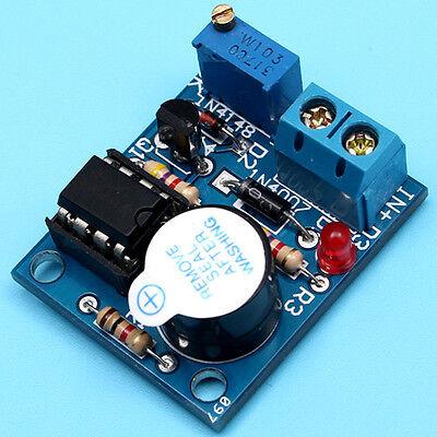 LM358 9V/12V DC Accumulator Low-Voltage/Undervoltage Protection DIY Kit