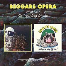 Beggars Opera - Pathfinder / Get Your Dog Off Me [New CD] UK - Import