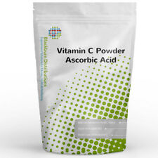 VITAMIN C POWDER 1KG - ASCORBIC ACID - 100% PURE - ANTIOXIDANT, FATIGUE
