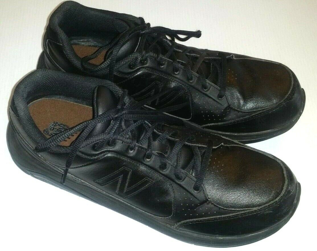 NEW BALANCE 928 Walking shoes  Men's US Sz 12.5 B  MSRP  140 Black