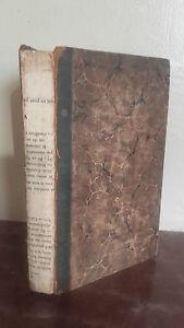 1823 ODES D'HORACE/B.GRANET/LEBLANC A PARIS/PLATS JASPES/ VIGNETTE DE TITRE/E.C