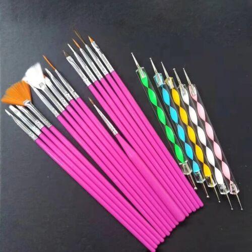 Mandala Dotting Tools Painting Kits Art Pen Paint Stencil Artist Paint Brushes