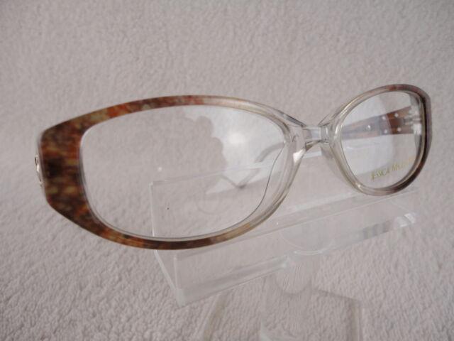 6b3c59ae196 Jessica McClintock Jmc047 Brown Multi 52 X 15 140 Mm Eyeglass Frame ...