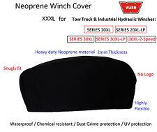WARN Winch Neoprene Cover XXXL 20000 30000lbs  SERIES 20 30XL Water Dust Proof