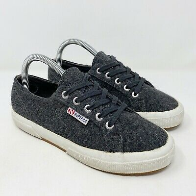 Casual Sneakers Gray Womens Size