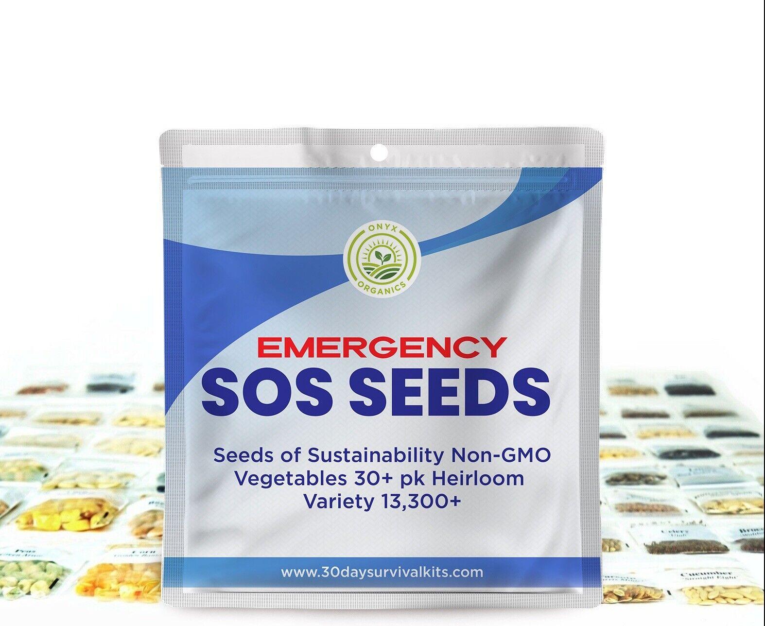 survival seeds emergency