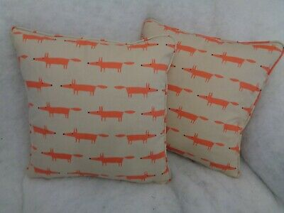 Scion 1pair Of 18 Cushion Covers