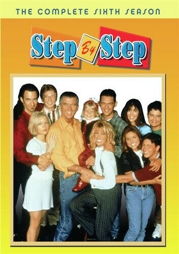 Step By Step Tv Series Complete 6th Season Dvd Feb 2020 Fast For Sale Online Ebay